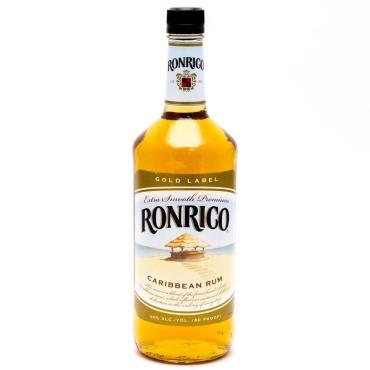 Ром Ronrico Gold, Доминиканская республика