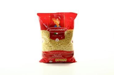 Макаронные изделия Pasta Zara Стелле звездочки
