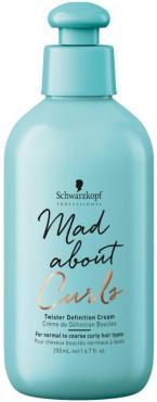 Крем для волос Schwarzkopf Mad About Curls Twister Definition Cream