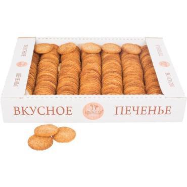 Печенье на натуральном масле Бискотти Орешек