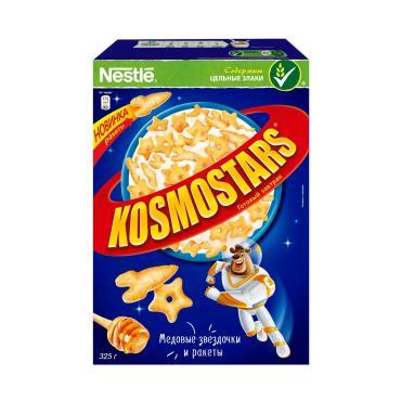 Готовый завтрак Nestle Kosmostars Медовые звездочки и галактики