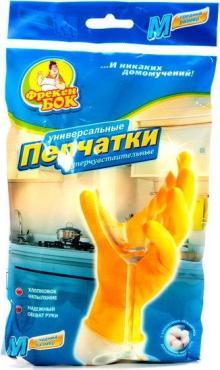 Перчатки Фрекен Бок Хозяйственные универсальные M