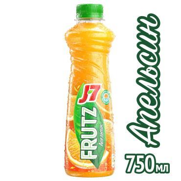 Напиток сокосодержащий J7 Frutz Апельсин