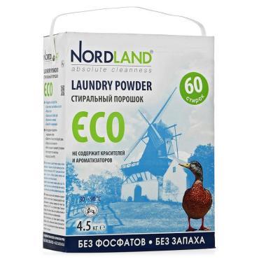 Стиральный Nordland порошок ECO