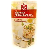 Майонез Fine Life Провансаль 67%