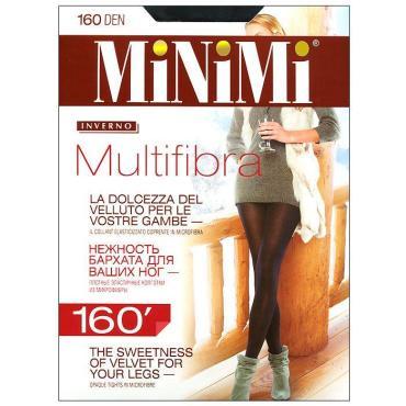 Колготки MiNiMi Multifibra 160 Den nero 2