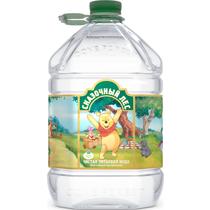 Детская питьевая вода Сказочный лес негазированная с рождения 5 л