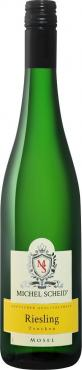 Вино белое сухое 12,5% Michel Scheid Riesling, Mosel 2017, Германия, 0,75 л., стекло