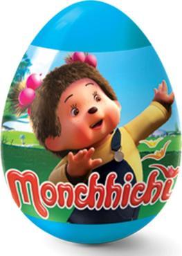Драже сахарное с игрушкой Данли Мончичи, 10 гр., пластиковая упаковка