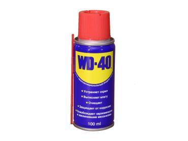 Смазка проникающая WD-40