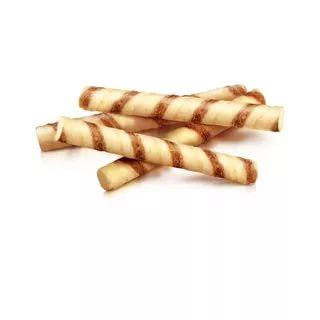 Трубочки Bonart вафельные в форме мороженного с кремово-ореховой начинкой
