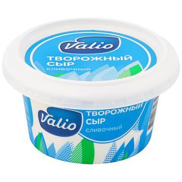 Сыр творожный 70% Valio Сливочный, 150 гр., пластиковый стакан