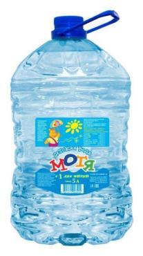 Вода питьевая Мотя Детская с 1 дня жизни