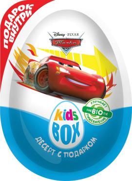Десерт с подарком Конфитрейд Kids Box, 20 гр., пластиковая упаковка