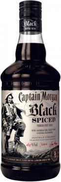 Ром Captain Morgan Black Spiced 40 %, 700 мл., стекло