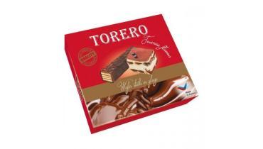 Вафельные палочки со вкусом шоколада в глазури, Torero, 160 гр., флоу-пак