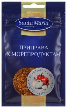 Приправа к морепродуктам Santa Maria, 25 гр., сашет