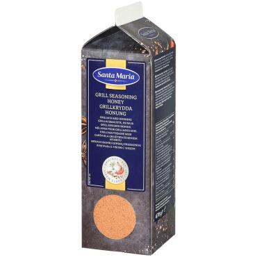 Приправа к грилю с медом Santa Maria, 670 гр., картонная коробка