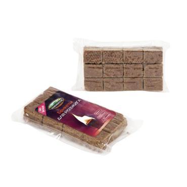 Брикеты для розжига 12 кубиков, без запаха, Пикничок, пластиковый пакет