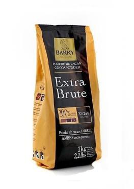 Какао-порошок BARRY Extra Brute 22-24% 1кг