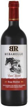 Вино Ребарель, Франция
