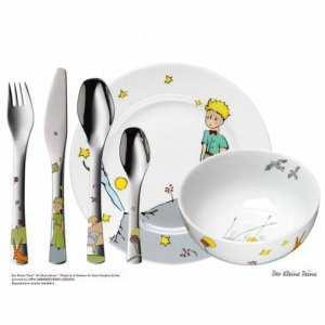 Набор детской посуды 6 предметов WMF The Little Prince, Маленький принц