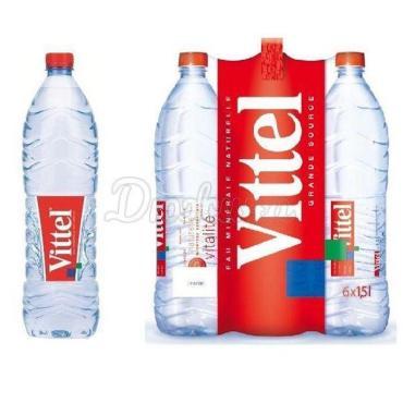 Вода Vittel без газа столовая ,1.5 л.,ПЭТ