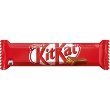 Шоколадный батончик KitKat, 40 гр., флоу-пак
