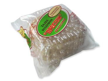 Халва арахисовая Престиж воздушная, 300 гр., Флоу-пак