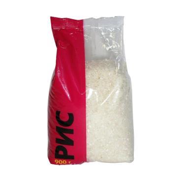 Рис пропаренный Ривьера 900 гр.,
