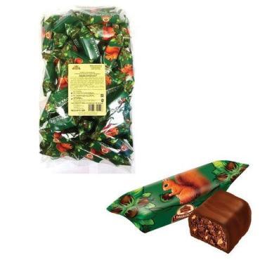 Конфеты Белочка Бабаевский, 5 кг., коробка