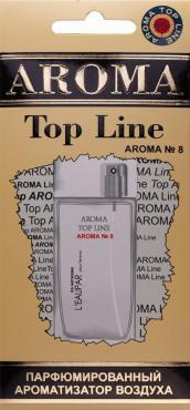 Ароматизатор воздуха №8 Kenzo l eaupar, TOP LINE , картонная коробка