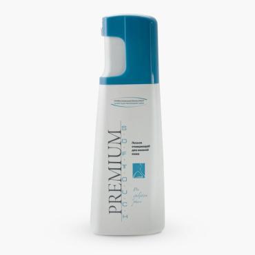 Лосьон очищающий нежная кожа Premium Softouch, 400 мл., пластиковая бутылка