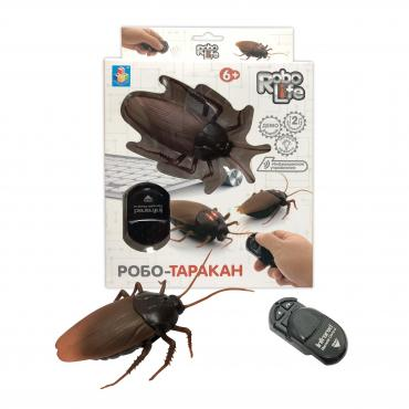 Робо-тараканище Robo Alive, картонная коробка