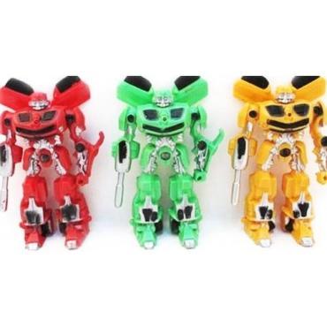 Фигурка робота светящегося 12 см., пластиковый пакет