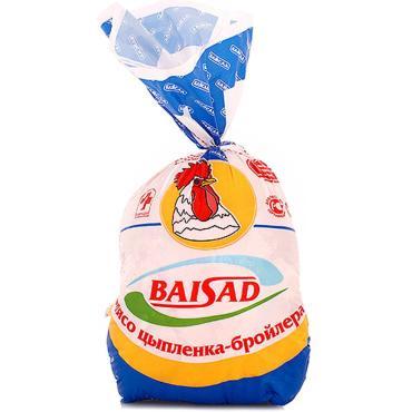 Куры зам., 1 сорта 1600±50, Байсад, 1,6 кг., пластиковый пакет