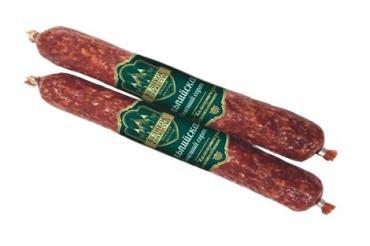 Колбаса салями сырокопченая Великое Княжество Альпийская, 3 кг., оболочка