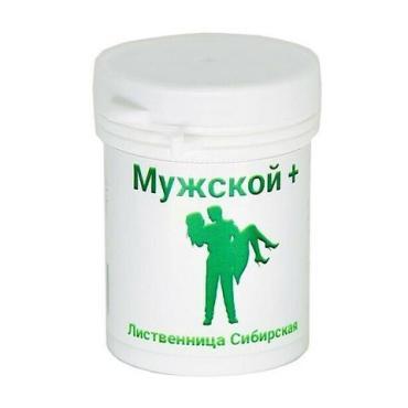 Фитокомплекс Мужской OLIMED, 60 капсул, пластиковая банка