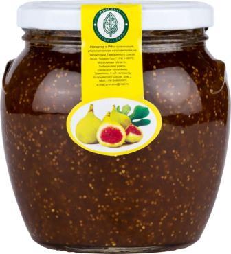 Мёд, варенье, джемы, сиропы Арцах Инжир