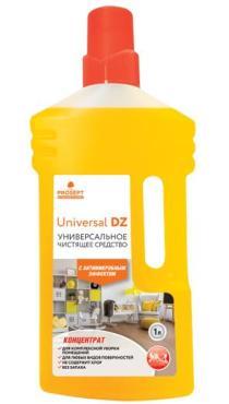 Универсальное моющее средство с дезинфицирующим эффектом Prosept Universal DZ, 1 л., пластиковая бутылка
