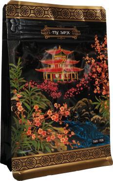 Чай черный Чю хуа Пу Эрх, 100 гр., дой-пак
