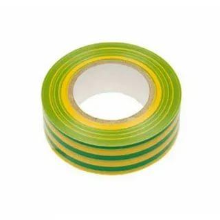 Изолента ПВХ GIT-13-15-20-YG 0,13*15 мм. 20 м. желто-зеленая, General, 58 гр., картонная коробка