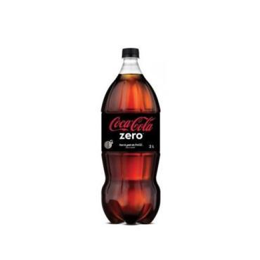 Напиток Coca-Cola газированный без сахара , 2 л, ПЭТ