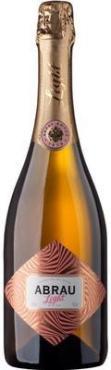 Напиток винний розовый полусладкий Abrau Light 12,5 %, 750 мл., стекло