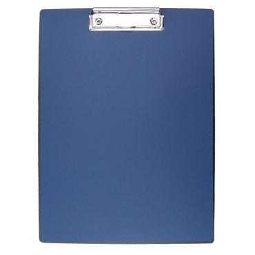 Планшет д/бумаг Attache Economy 09PLA-E с верхним зажимом 0.9мкм A4 синий