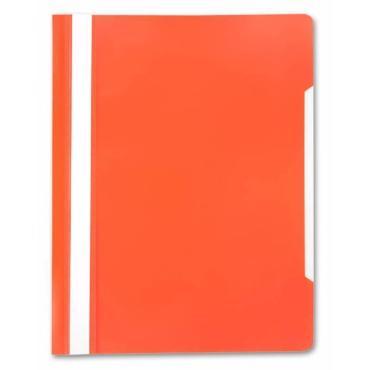 Папка скорос-тель A4 Attache Economy 150/180Элементари,оранжевый