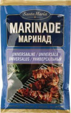 Маринад универсальный, Santa Maria 75 гр., пластиковый пакет