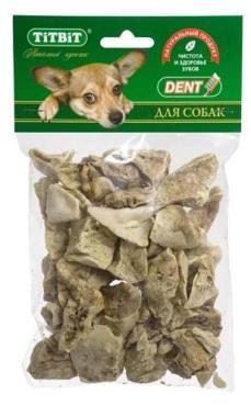Лакомство для собак Легкое баранье, TitBit, 30 гр., пластиковый пакет