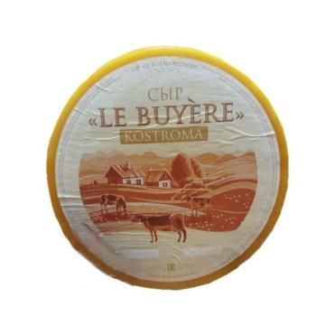 Сыр 100 ТОНН  40% Le Buyere , 8 кг., пищевой латекс