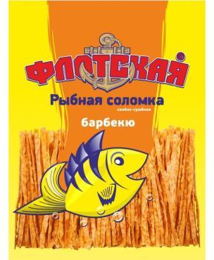 Соломка рыбная, Флотская, 15 гр, сашет